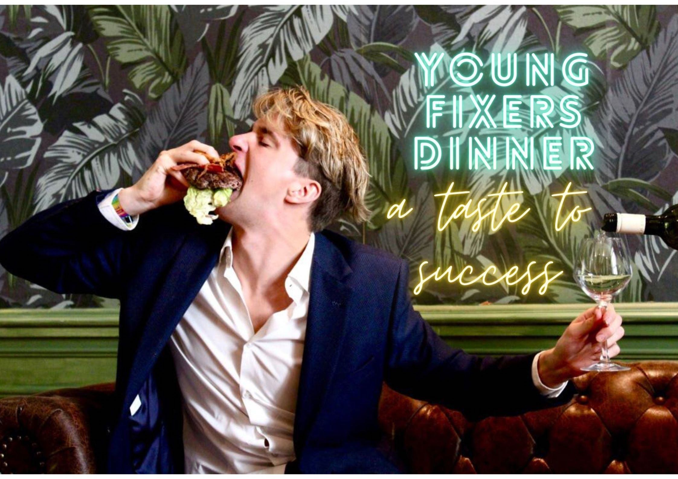 Young Fixers Dinner
